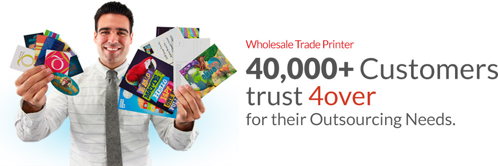 Wholesale printer trade printing services 4over llc welcome to 4over llc we are an online wholesale trade printer who understands that speed to delivery is essential 4over proudly serves 100 north wajeb Choice Image