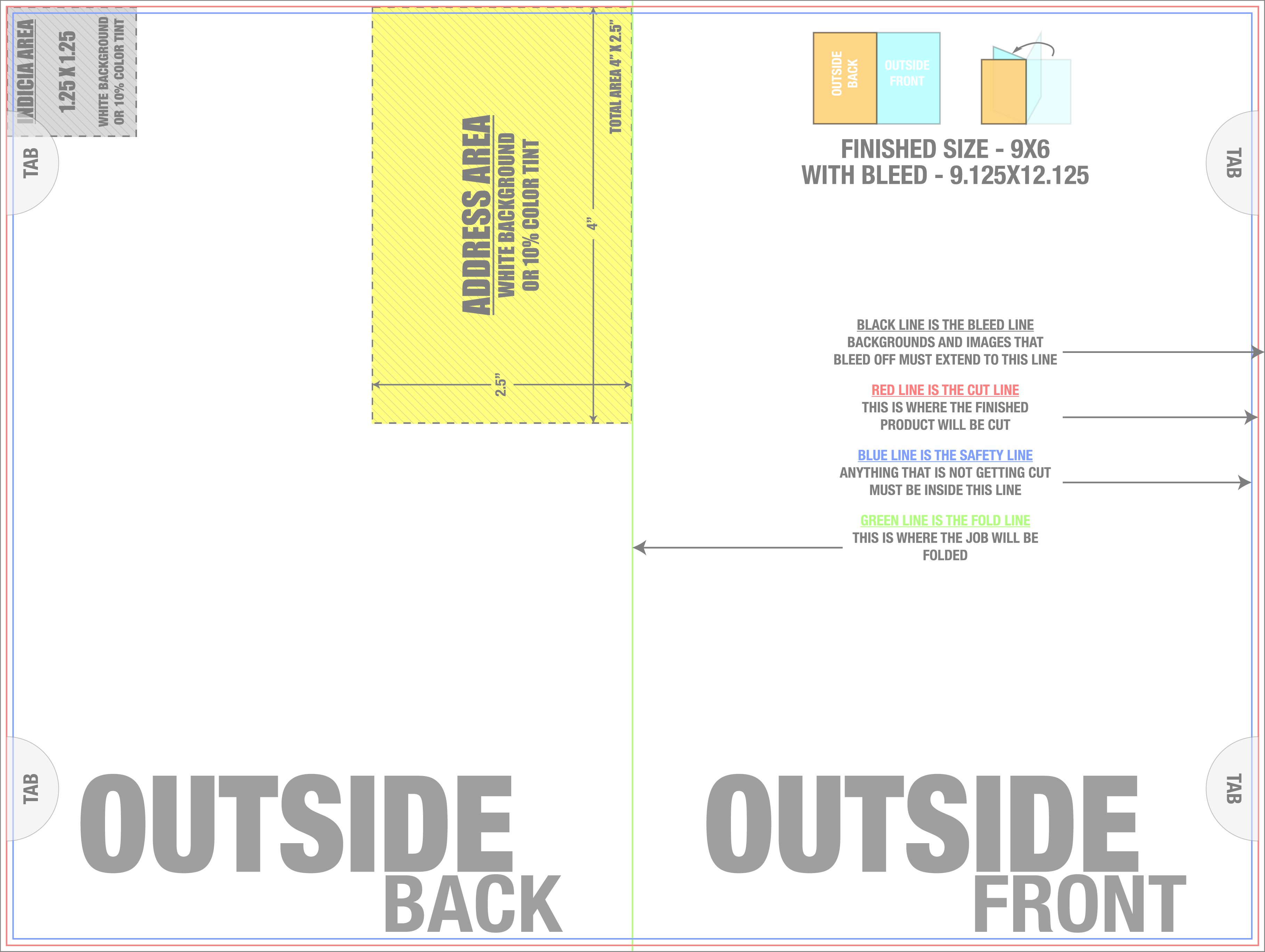 Welcome To Tradeovercom - 9x12 booklet envelope template